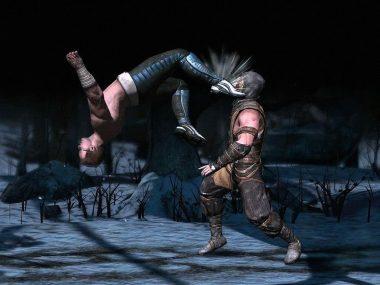 Download Mortal Kombat X-breaking [mod: a lot of money] for