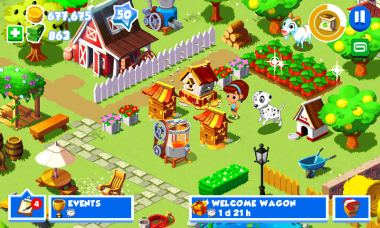 Green Farm 3 hacked [mod: a lot of money] on android