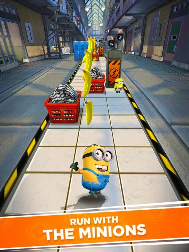 Despicable Me (Minion Rush) 5 5 0h Hacked [mod: a lot of