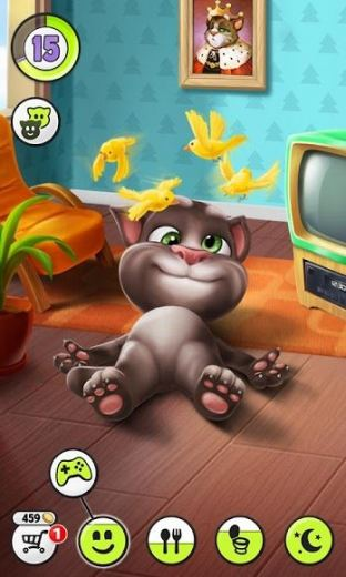 My talking cat Tom [hacked] on android download