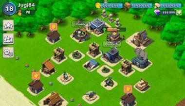 boom beach hack version game download