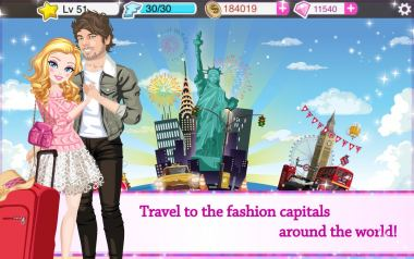 Download Star Girl (MOD, unlimited energy/coins) 4 0 3 for