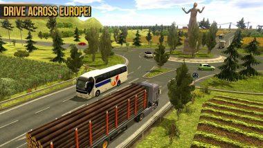 Download Truck Simulator 2018: Europe (MOD, Unlimited Money) 1 2 1