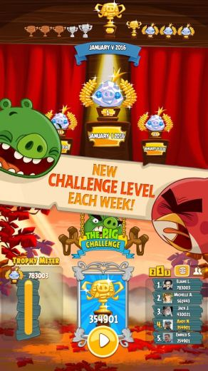 Download Angry Birds Seasons (MOD, unlimited coins) 6 6 0 for android