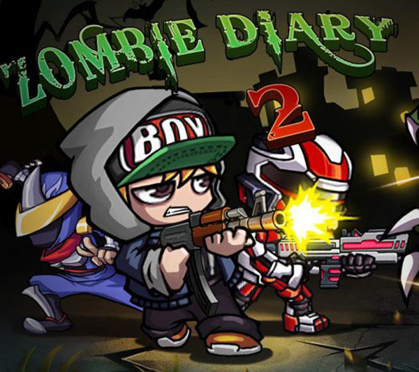 Download Zombie Diary 2: Evolution (MOD, unlimited money
