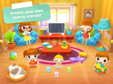 Sweet Home Stories - My family life play house Mod [Unlocked