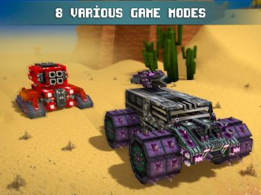 Blocky Cars Online Mod Hack Unlimited Money Download For Android