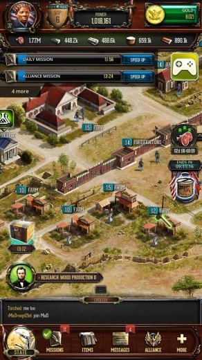 War and Peace: Build an Army in the Epic Civil War Apk Download