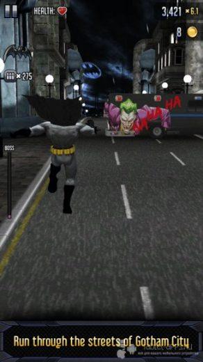 Batman & The Flash: Hero Run Mod [Unlimited money] on Android